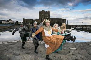 Ulster Operatic Company is preparing to take on Monty Python's Spamalot (Brian Morrison)