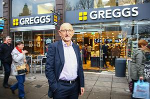 Greggs chief executive Roger Whiteside told staff he hopes to have all stores reopen by July 1 (Greggs/PA)