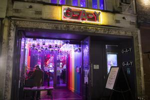 The G-A-Y bar is working with a number of local restaurants (Aaron Chown/PA)