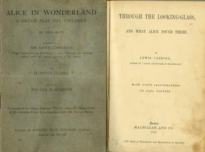 a wonderful First Edition of Alice and Wonderland - Through the Looking Glass and what Alice Found There, originally written by C.L. Dodgson, will enter the auction estimated at 250 - 300.