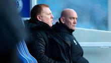 Neil Lennon's Celtic are now 19 points behind Rangers.