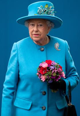 """The Queen is feeling """"better"""" despite being too ill to attend church at Sandringham, her daughter Princess Anne told well wishers"""