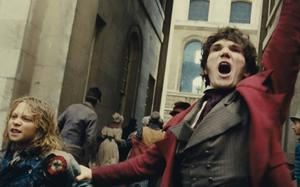 STAR OF THE BIG SCREEN: Fra Fee played Courfeyrac in Les Miserables