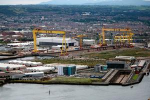 Harland and Wolff is hiring between 10 and 20 new staff