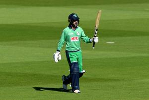 Curtis Campher impressed for Ireland (Mike Hewitt/PA)