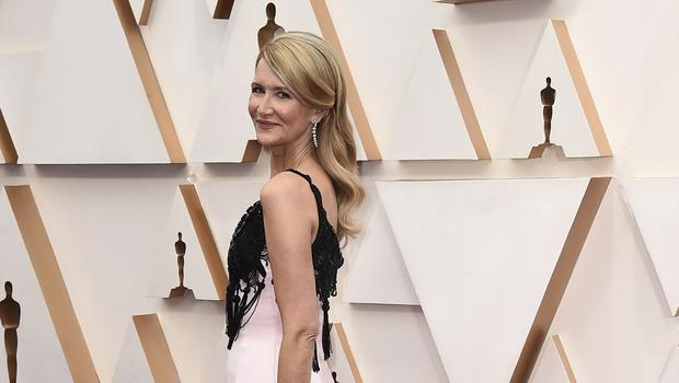 Laura Dern is nominated in the best supporting actress category (Jordan Strauss/Invision/AP)