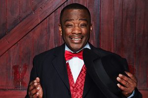 Channel 5 undated handout photo of Winston McKenzie, one of the contestants in this year's Celebrity Big Brother. PRESS ASSOCIATION Photo. Issue date: Tuesday January 5, 2016. See PA story SHOWBIZ Brother. Photo credit should read: Jonathan Ford/Channel 5/PA Wire  NOTE TO EDITORS: This handout photo may only be used in for editorial reporting purposes for the contemporaneous illustration of events, things or the people in the image or facts mentioned in the caption. Reuse of the picture may require further permission from the copyright holder.
