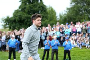 Niall Horan's supporters certainly helped the attendance at Galgorm Castle. Photo by Matt Mackey / Press Eye.
