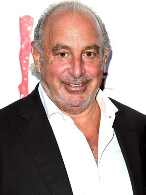 Topshop owner Sir Philip Green has seen his retail empire come under mounting pressure (Ian West/PA)