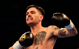 Tyrone McKenna ahead of his Super-Lightweight bout