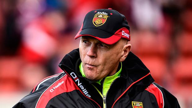 Rules problem: Armagh selector Jim McCorry