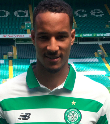 New face: Christopher Jullien has met his Celtic team-mates