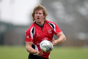 Andi Kyriacou made almost 50 appearances for Ulster