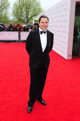 David Walliams arriving for the 2013 Arqiva British Academy Television Awards at the Royal Festival Hall, London. PRESS ASSOCIATION Photo. Picture date: Sunday May 12, 2013. See PA story SHOWBIZ Bafta. Photo credit should read: Ian West/PA Wire