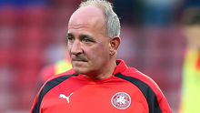 Gone: Tommy Breslin has left Reds