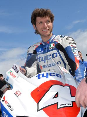 PACEMAKER, BELFAST, 15/5/2013: Guy Martin at the North West 200. PICTURE BY STEPHEN DAVISON