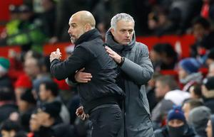 Pep Guardiola's City claimed a significant win over United in December