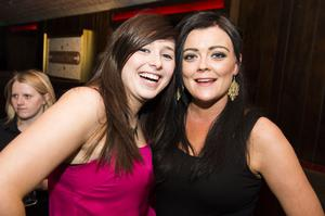 ollies june pictured Lisa moore and Grainne Cranfield