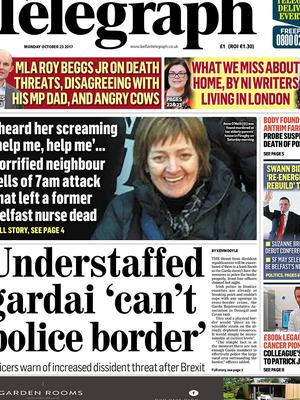 Brexit gallery: From referendum to departure, how Belfast Telegraph reported three torturous years