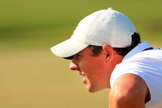 Rory McIlroy is outside the world's top 10 for the first time since January 2018.