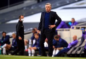 Carlo Ancelotti was fuming after a limp display (Adam Davy/NMC Pool)