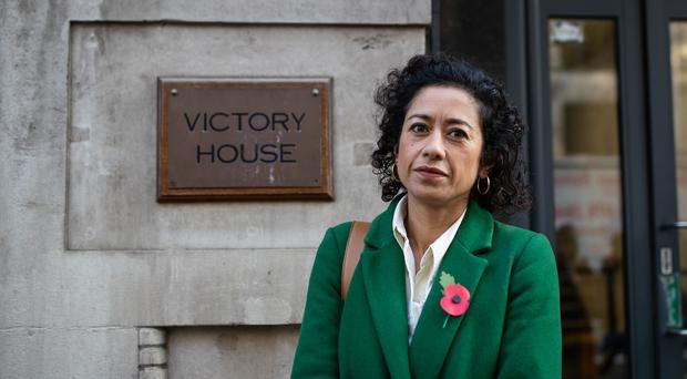 Journalist, writer and broadcaster Samira Ahmed (Aaron Chown/PA)