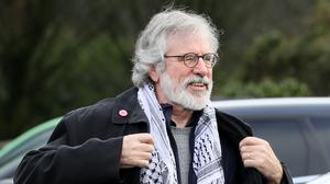 Gerry Adams' convictions for attempting to escape from prison in the 1970s have been overturned by the UK's highest court (Brian Lawless/PA)