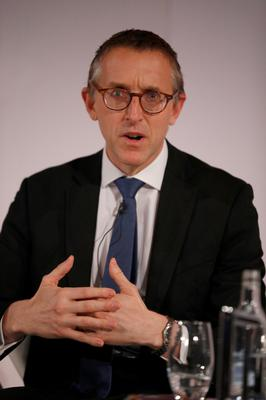 Bank of England Deputy Governor Sam Woods is also chief executive of the Prudential Regulation Authority (PA)