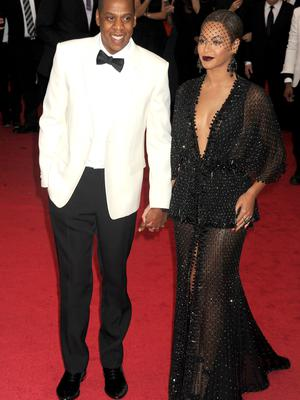 Jay-Z and Beyonce (Dennis Van Tine (Archive/PA)