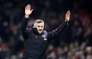 Ole Gunnar Solskjaer has enjoyed a winning start to life as Manchester United's caretaker manager (Martin Rickett/PA)