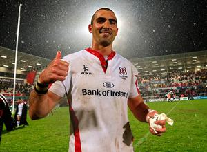 Top talent: Ruan Pienaar sparkled for Ulster