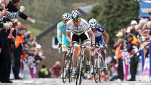 The Giro d'Italia takes place from May 9 to 11