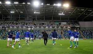 Northern Ireland or Slovakia will be going to Euro 2020.