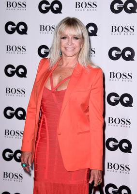 LONDON, ENGLAND - SEPTEMBER 05:  Jo Wood attends the GQ Men Of The Year Awards at the Tate Modern on September 5, 2017 in London, England.  (Photo by Gareth Cattermole/Getty Images)
