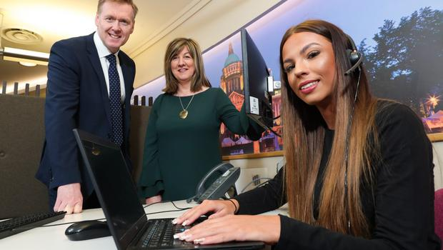 Ulster Bank is creating over 100 new jobs
