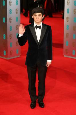 LONDON, ENGLAND - FEBRUARY 16: Actor Craig Roberts attends the EE British Academy Film Awards 2014 at The Royal Opera House on February 16, 2014 in London, England.  (Photo by Chris Jackson/Getty Images)