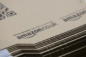 Amazon orders appear to be largely unaffected by the new trading arrangements. (Aaron Chown/PA)