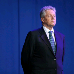 Peter Robinson challenged unionists to shed siege mentality thinking and move forward together with nationalists