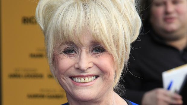Former EastEnders and Carry On actress Dame Barbara Windsor (Jonathan Brady/PA)