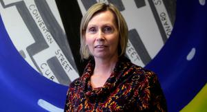 Linda Ervine, who has accepted a role as president of a new east Belfast club