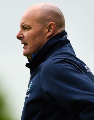 Monaghan manager Malachy O'Rourke. Photo: Tom Beary/INPHO