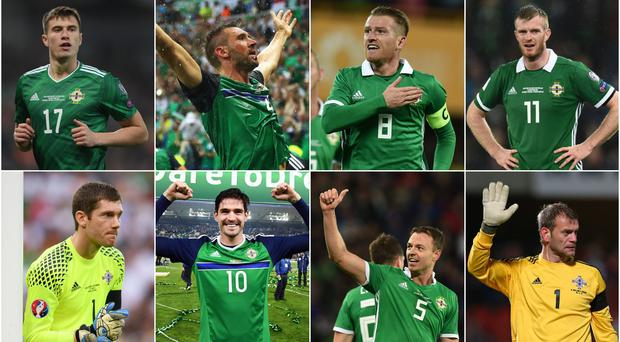 Who makes your Northern Ireland team of the decade?