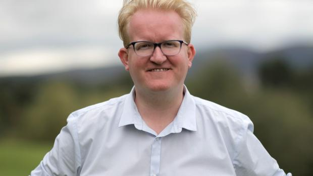 Conservative candidate Gary Hynds