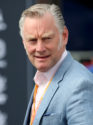 Sean Bratches, Formula One's commercial boss