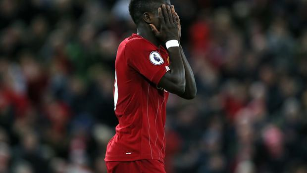 Sadio Mane is an injury concern for Liverpool (Richard Sellers/PA)