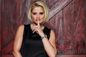Channel 5 undated handout photo of Daniella Westbrook, one of the contestants in this year's Celebrity Big Brother. PRESS ASSOCIATION Photo. Issue date: Tuesday January 5, 2016. See PA story SHOWBIZ Brother. Photo credit should read: Jonathan Ford/Channel 5/PA Wire  NOTE TO EDITORS: This handout photo may only be used in for editorial reporting purposes for the contemporaneous illustration of events, things or the people in the image or facts mentioned in the caption. Reuse of the picture may require further permission from the copyright holder.