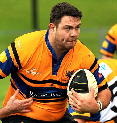Top man: Curtis Stewart has been a major influence for Bangor this year