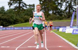 Sean Tobin secured a record over the weekend.