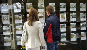 Estate agents in England can now reopen and carry out viewings as long as social distancing guidance is followed (PA)