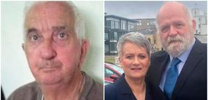 The victims have been named locally as husband and wife Paul and Verena Creelman, and Phil Hegarty, who was the brother of Mrs Creelman.